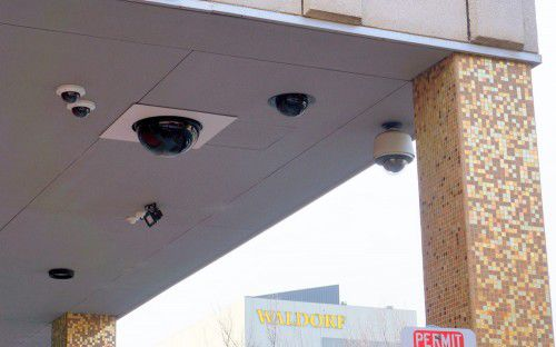 assembly security cameras