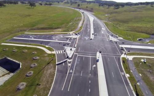 horse park drive extension