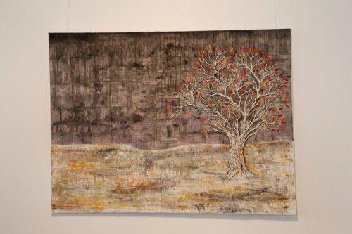 """A Novel Tree"""