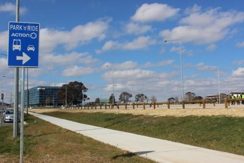 Gungahlin Park and Ride