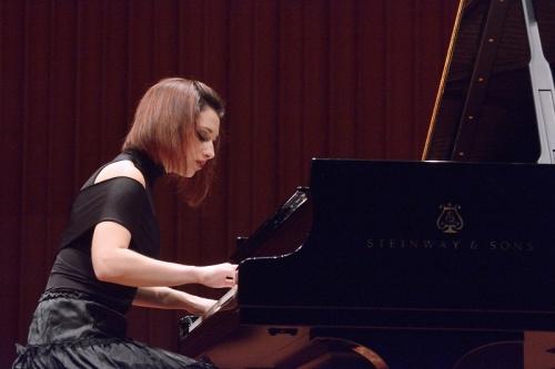 Elina Akselrud,  from Ukraine/USA