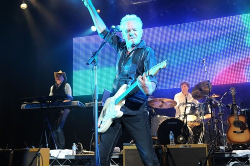Icehouse Live, photo by  Tony Mott