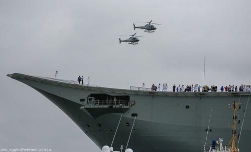 HMAS Canberra
