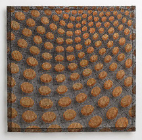 Dianne Firth 'Ochre Stones' - in Aust. Wide 4