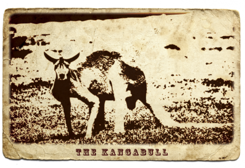 The rare Kangabull