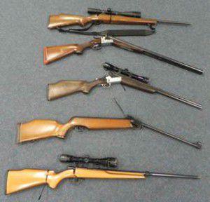 kaleen guns