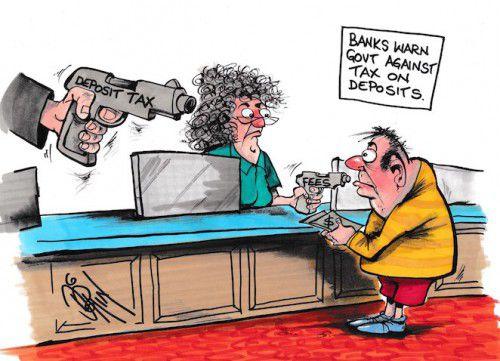 Deposit Tax