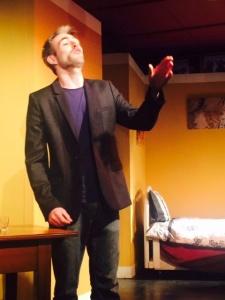 Findlay as Jamie agonises over being married