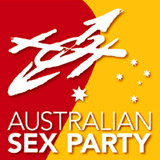sex party logo