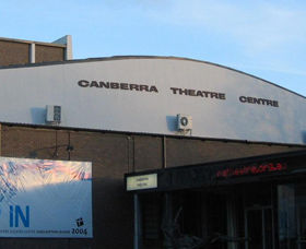 Canberra  Theatre Centre, to be refurbished
