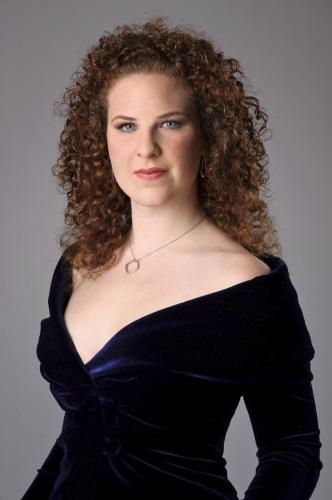Soprano Olivia Cranwell, photo  Andrew Campbell
