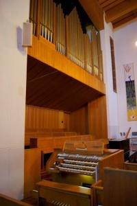 Wesley Organ