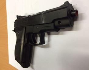 bb gun from banks