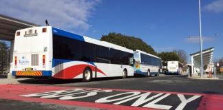 queanbeyan bus interchange