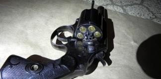 revolver zeized in kaleen