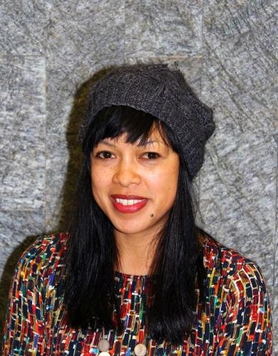 Artist Janet Angus