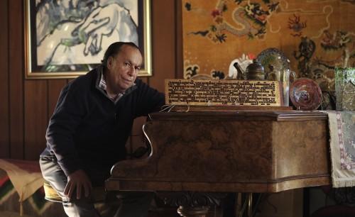Larry Sitsky, photo by Judith Crispin