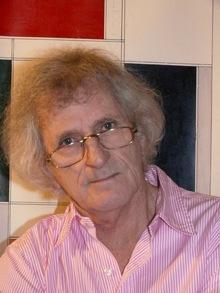 Robert Adamson 2010, photo by Juno Gemes