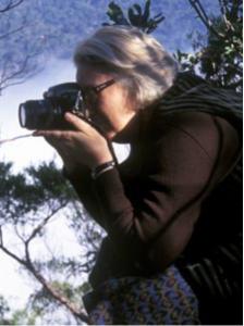 Juno Gemes in action, photo junogemes.com