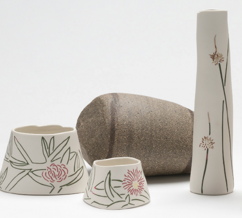 Ceramics by Cathy Franzi