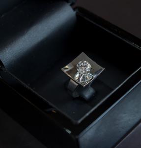 The $65,800 Rockstar diamond ring.