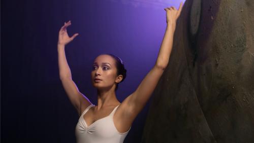 Canberra dancer Jasmin Durham… started learning ballet at the age of three.
