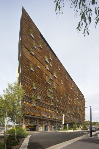 Fender Katsalidis, New Acton Nishi, photo John Gollings