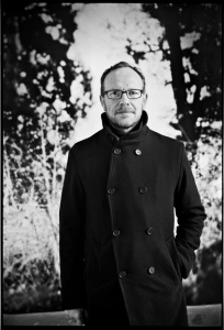 Andrew Sayers, 2012 by Mark Mohell gelatin silver photograph, selenium toned, courtesy of the National Portrait Gallery