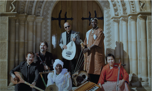 The Sydney World Music Chamber Orchestra… at The Q at the end of November.