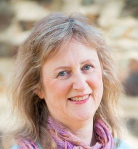 Writer Robyn Cadwallader