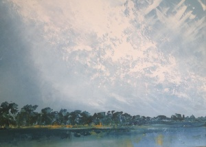 'Springtime on the Shoalhaven' by Kate Carruthers
