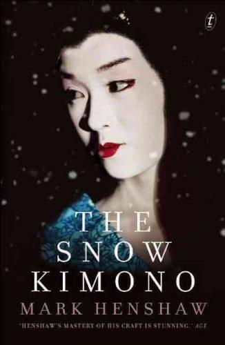 snow kimono cover