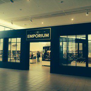 The exhibition shop, a Roberts-era emporium