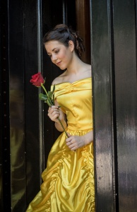 Kaitlin Nihill as Belle Photo by Bec Doyle Photography