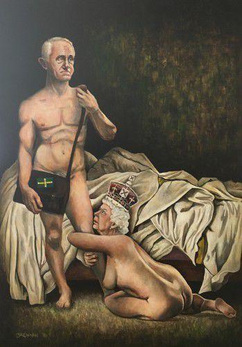 The Breakup, by James Brennan