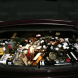 car boot full of booze