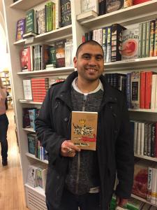 Omar Musa in New York.