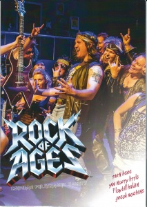 Rock of ages cover