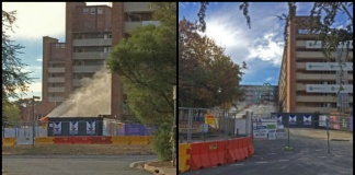currong demolition