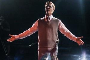 Blake Bowden as Mario Lanza_credit David McCarthy