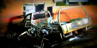 gordon car fire