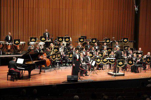 RMC Band Concert Ensemble