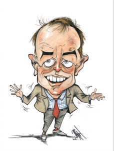 PM Malcolm Turnbull has finally got his teeth into Bill Shorten. Here Gadfly columnist ROBERT MACKLIN analyses why the Opposition Leader is such good news for the government.