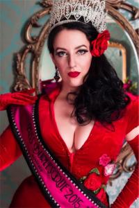 Miss Burlesque