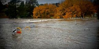 queanbeyan flood