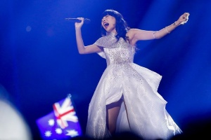Dami Im Eurovision photo - Andres Putting