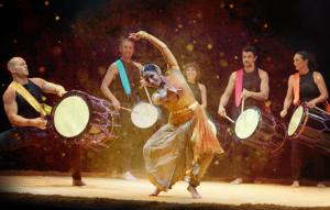 Lingalayam dancers