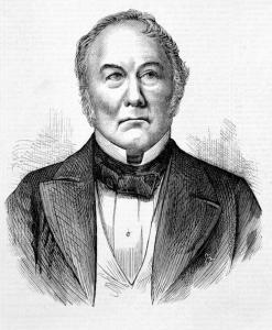 Explorer Hamilton Hume.