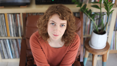 """Canberra-born author Anna Snoekstra… """"Every time I got rejected it made me more motivated about sending my writing out."""""""