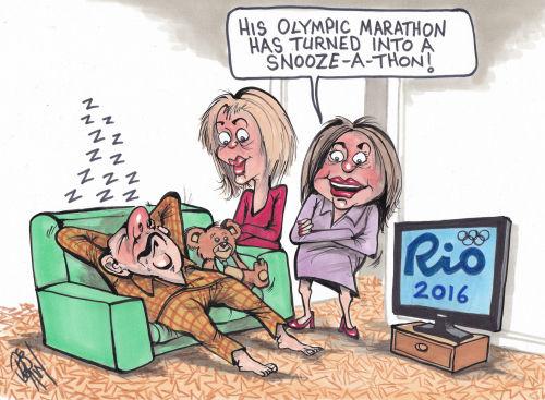 OlympicSnooze500